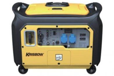 Produk Genset Murah Portable dari Krisbow 5500 Watt